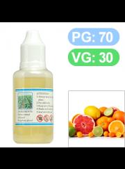 Dekang(デカン)社製 ニコチン入りリキッド Citric Acid(シトラス味)30ml